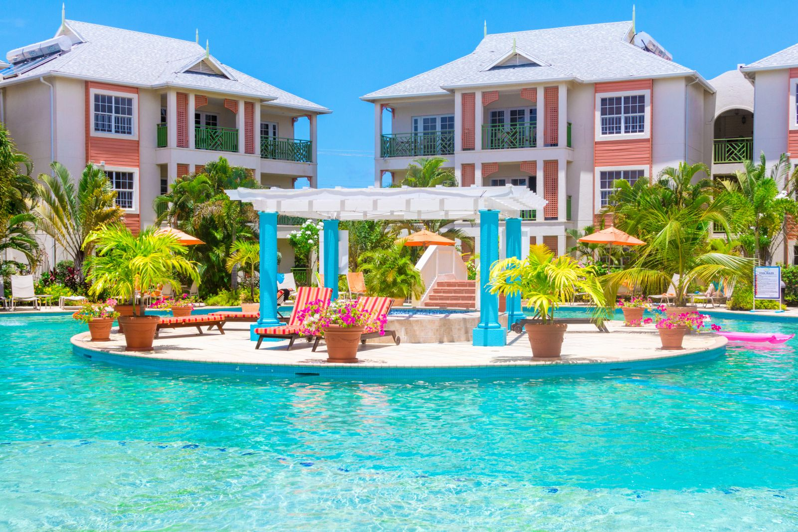 Superb Modules. Bay Gardens Beach Resort ... Awesome Design